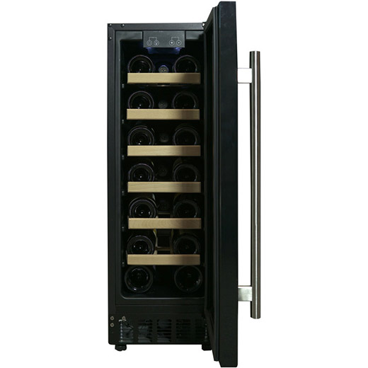 300mm Black Wine Cooler