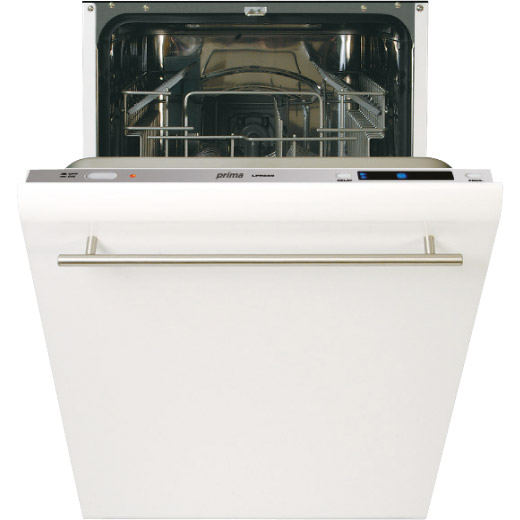 Prima 45cm Integrated Slimline Dishwasher