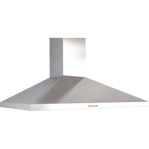 Prima 60/70/90cm Stainless Steel Chimney Hood