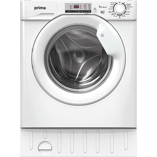 Prima Integrated Washing Machine
