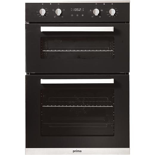 Prima+ Built-in Double Electric Oven