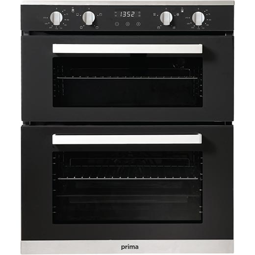 Prima+ Built-under Double Electric Oven