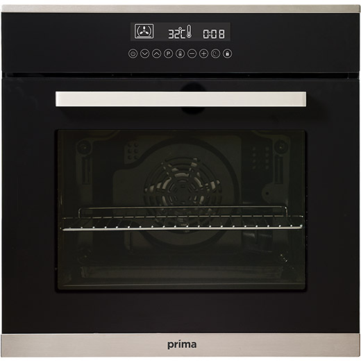 Prima+ Built-in Single Electric Pyrolytic Oven
