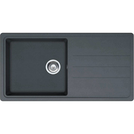 Prima 1.0 Bowl Composite Sink Black